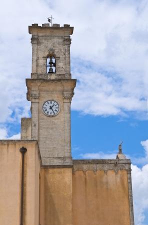 Mother Church  Martignano  Puglia  Italy  photo