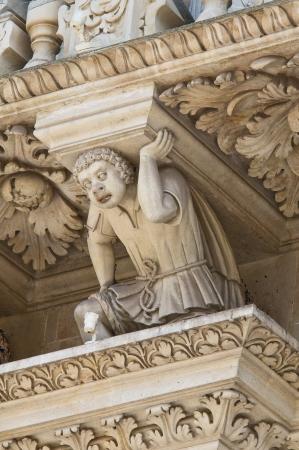 Santa Croce Basilica  Lecce  Puglia  Italy  Stock Photo - 13992734