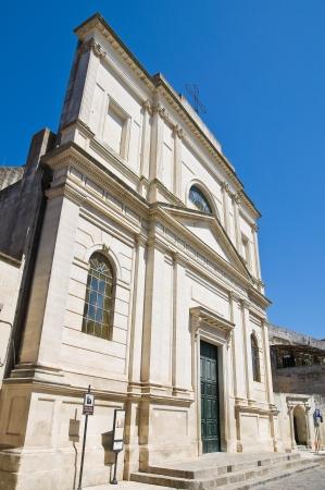 Mother Church of Castrignano dei Greci  Puglia  Italy  photo