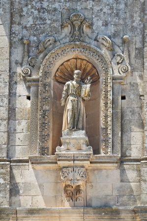 immaculate conception: Church of Immaculate Conception  Martano  Puglia  Italy