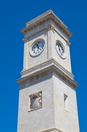 clocktower: Clocktower. Barletta. Puglia. Italy.