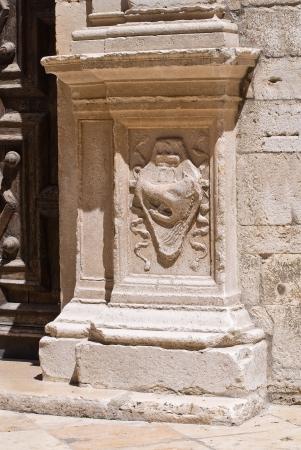 Cathedral of Barletta  Puglia  Italy  photo