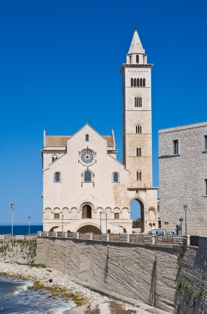 Cathedral of Trani. Puglia. Italy. photo