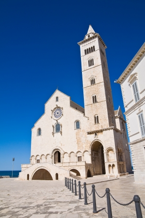 Cathedral of Trani. Puglia. Italy. photo