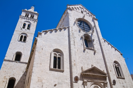 Cathedral of Barletta. Puglia. Italy. photo