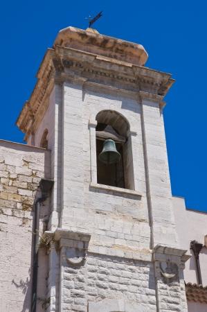 carmine: Church of St  Maria del Carmine  Barletta  Puglia  Italy