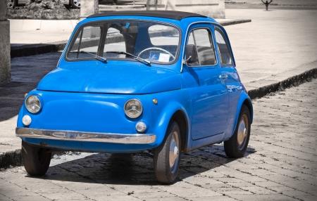 Vintage car. Stock fotó
