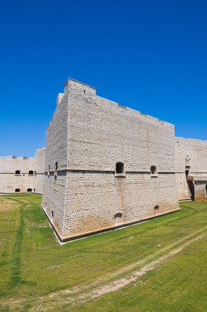 Castle of Barletta. Puglia. Italy. Stock Photo - 14326693