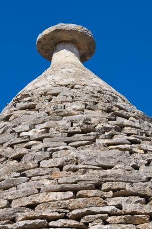 Alberobello trulli  Puglia  Italy Stock Photo - 14333411