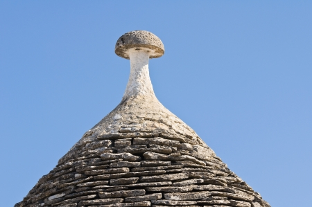 Alberobello trulli  Puglia  Italy  photo