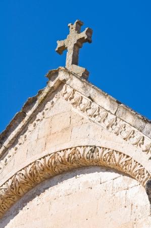St  Giovanni Battista Church  Matera  Basilicata  Italy