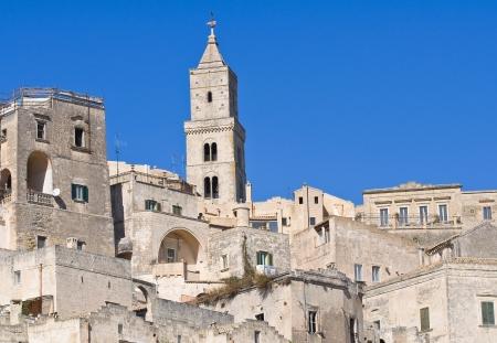 matera: Cathedral of Matera  Basilicata  Italy