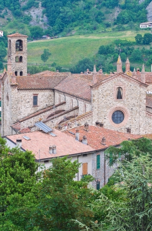 St  Colombano Abbey  Bobbio  Emilia-Romagna  Italy  photo