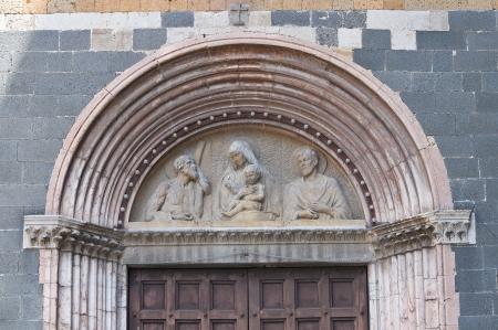 Church of St  Andrea  Orvieto  Umbria  Italy  photo