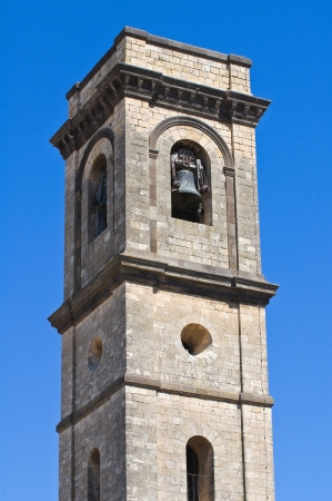 etrurian: Cathedral of St. Margherita.Tarquinia. Lazio. Italy. Stock Photo