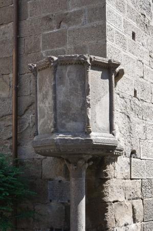 etrurian: Church of St  Maria Nuova  Viterbo  Lazio  Italy