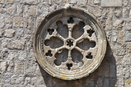 viterbo: Papal Palace. Viterbo. Lazio. Italy. Stock Photo