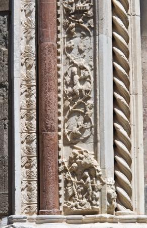 etrurian: Church of St  Maria della Salute  Viterbo  Lazio  Italy  Stock Photo