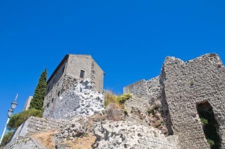 etrurian: Rocca dei Papi  Montefiascone  Lazio  Italy
