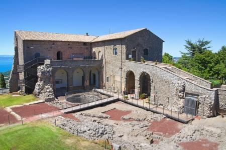 Rocca dei Papi  Montefiascone  Lazio  Italy