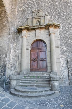 Convent of St. Pietro. Montefiascone. Lazio. Italy. photo