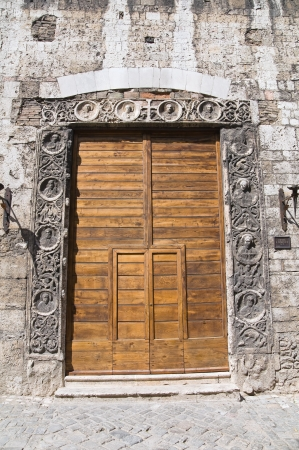 Church of St  Domenico  Narni  Umbria  Italy  Stock Photo - 15014178