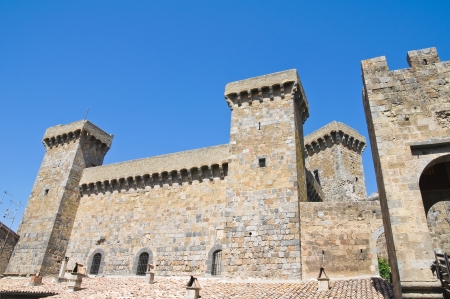 Castle of Bolsena. Lazio. Italy. Stock Photo - 15079908
