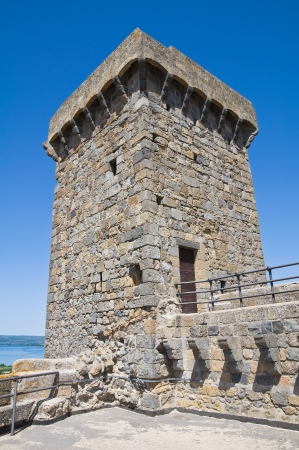 Castle of Bolsena. Lazio. Italy. Stock Photo - 15079879