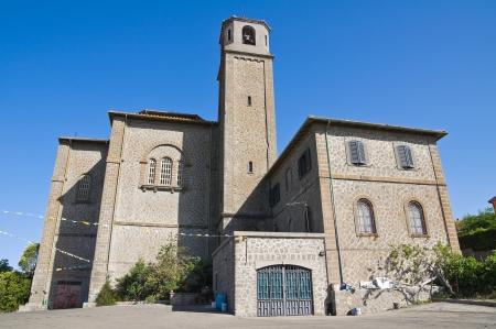tuscia: Church of Corpus Domini  Montefiascone  Lazio  Italy