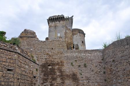 Castle of Borgia  Nepi  Lazio  Italy