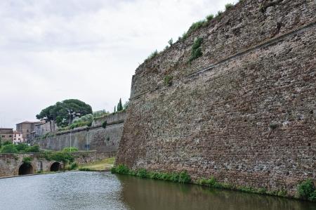 Castello dei Borgia. Nepi. Lazio. Italia. Archivio Fotografico - 15157028