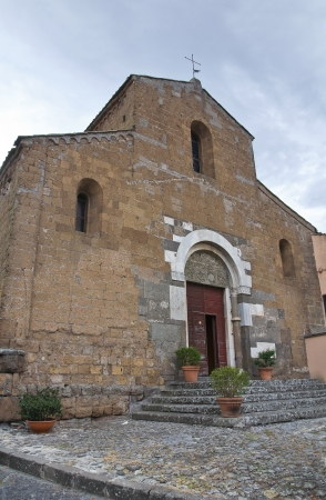 francesco: Church of St  Francesco  Vetralla  Lazio  Italy