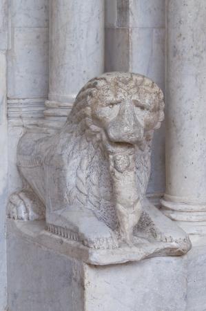 etrurian: Cathedral of Civita Castellana. Lazio. Italy.