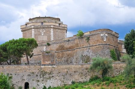 castellana: Forte Sangallo  Civita Castellana  Lazio  Italy  Editorial