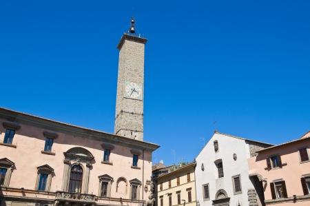 Alleyway. Viterbo. Lazio. Italy.  Stock Photo - 15382606