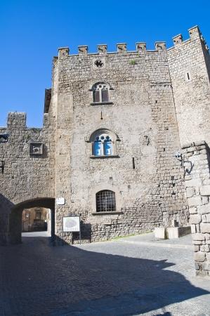 romana: Porta Romana. Viterbo. Lazio. Italy.