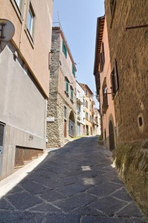 etrurian: Alleyway. Viterbo. Lazio. Italy.