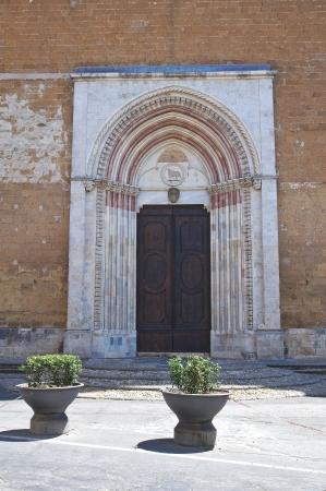 orvieto: Iglesia de San Francesco. Orvieto. Umbr�a. Italia.