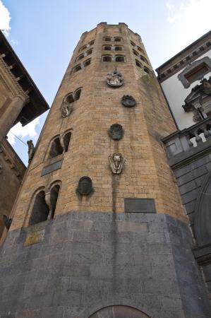 orvieto: Iglesia de San Andrea. Orvieto. Umbr�a. Italia. Foto de archivo
