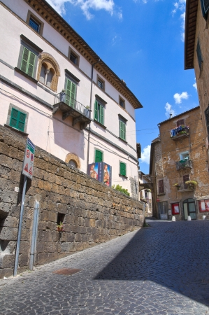 Alleyway. Orvieto. Umbria. Italy. Stock Photo - 15606891