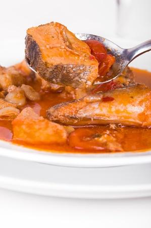 Fish soup. Imagens - 15609420