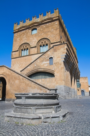 People palace  Orvieto  Umbria  Italy