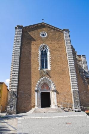Church of St  Domenico  Orvieto  Umbria  Italy  Stock Photo - 15656593