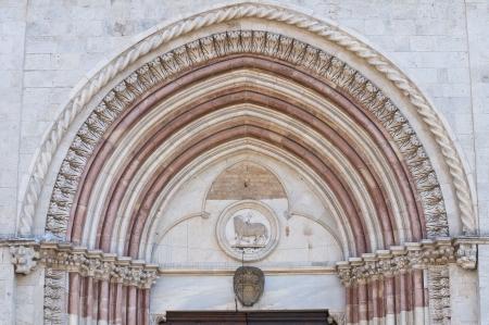 francesco: Church of St  Francesco  Orvieto  Umbria  Italy