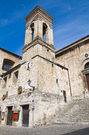 etruscan: Cathedral of St. Giovenale. Narni. Umbria. Italy.