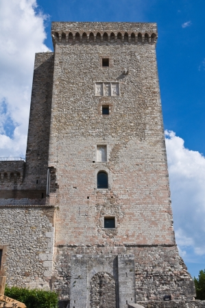 Albornoz fortress. Narni. Umbria. Italy. Stock Photo - 15745077