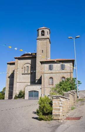 ecclesiastical: Church of Corpus Domini. Montefiascone. Lazio. Italy.