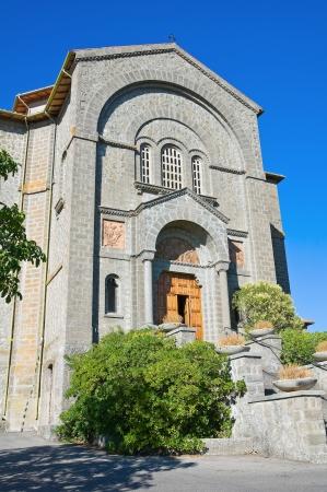 corpus: Church of Corpus Domini. Montefiascone. Lazio. Italy.