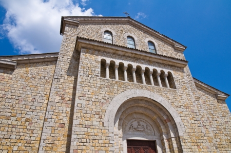 Church of St. Lucia. Amelia. Umbria. Italy. Stock Photo - 15836463