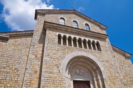 Church of St. Lucia. Amelia. Umbria. Italy. Stock Photo - 15836463